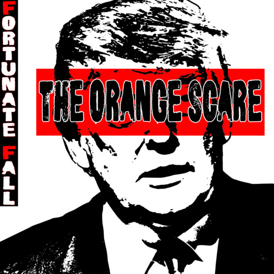 Updated Fortunate Fall- The Orange Scare